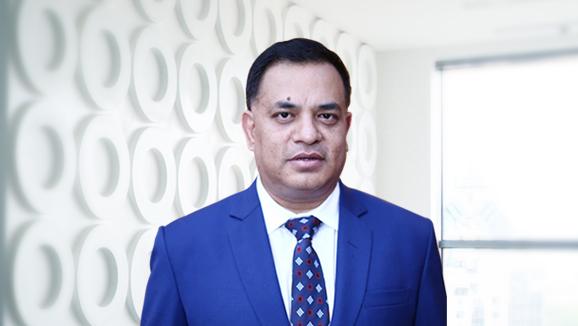 Jay Shrestha (Founder, Chairman & CEO of Luxo)